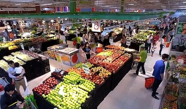 越南商品市场增长势头趋于良好 hinh anh 1