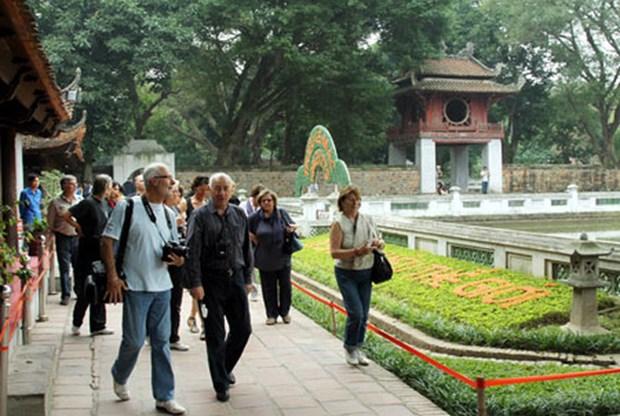 河内市不断提高旅游业人力资源的质量 hinh anh 1