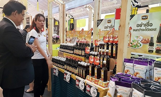 2020年越泰双边贸易额达200亿美元的目标有望实现 hinh anh 1