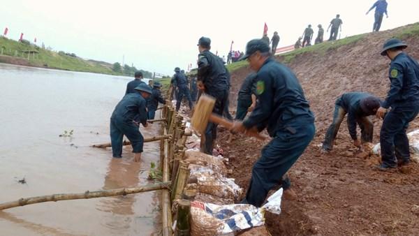 越南到2020年国家自然灾害防范计划获批 hinh anh 1