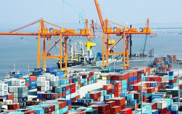 2019年前5月越南贸易逆差约为5.48亿美元 hinh anh 1