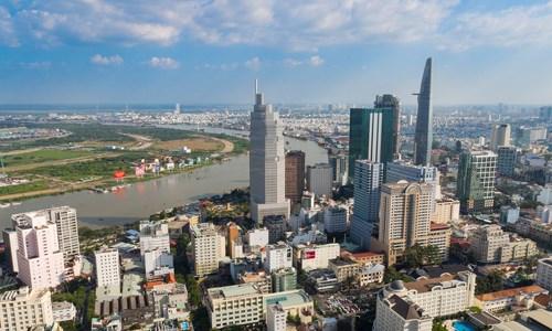 胡志明市房地产市场吸引外资位居榜首 hinh anh 1