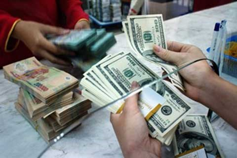 6月10日越盾兑美元中心汇率下降4越盾 hinh anh 1