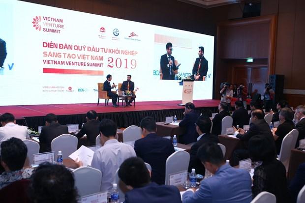 越南首次创新创业投资基金论坛在河内举行 hinh anh 1