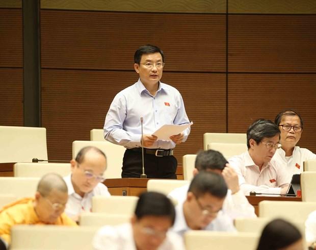 第十四届国会第七次会议:通过关于国会2020年监督计划决议 hinh anh 2