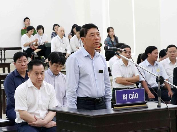 潘文英武及四名同案犯案件二审6月10日开庭 hinh anh 2