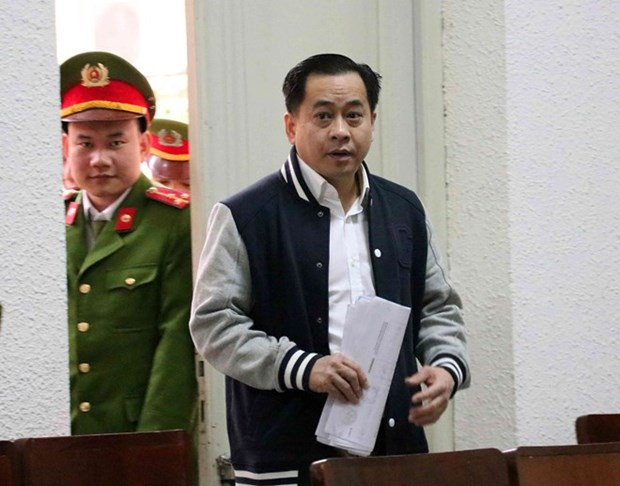 潘文英武及四名同案犯案件二审6月10日开庭 hinh anh 1