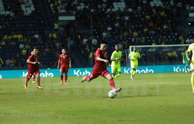 越南球队被列入2022年世界杯预选赛第二档球队 hinh anh 1