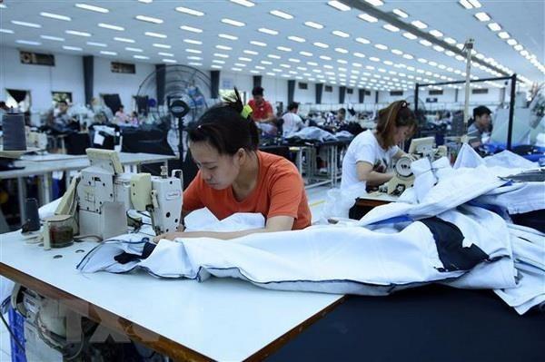 流入越南的中国FDI资金呈上升趋势 hinh anh 1