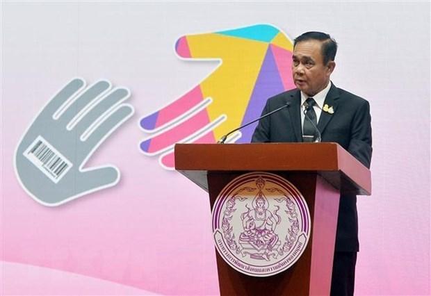 巴育接受泰国王室圣旨,正式出任泰国总理一职 hinh anh 1