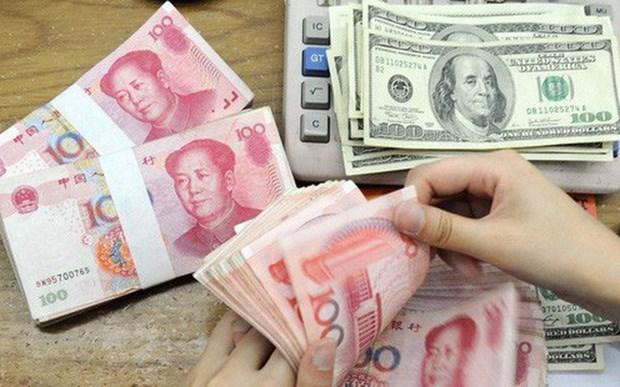 6月11日越盾兑美元中心汇率上涨7越盾 hinh anh 1
