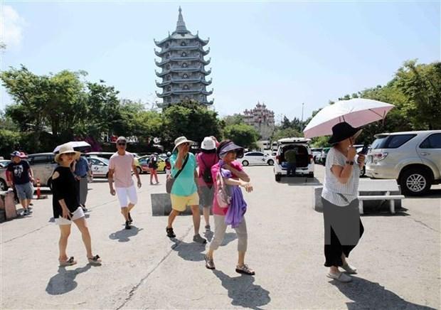 积极推广越南旅游形象 大力吸引韩国游客 hinh anh 1