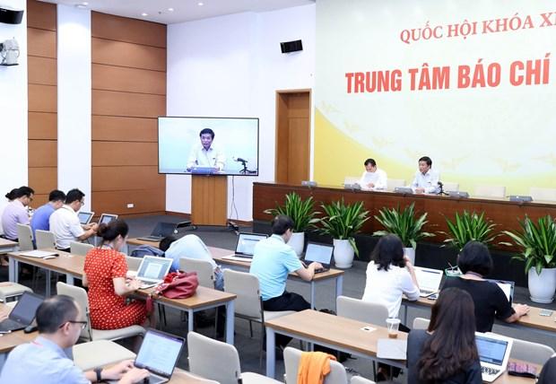 越南第十四届国会第七次会议:采取更强有力的法律制裁措施 提升酒驾整治工作质效 hinh anh 2