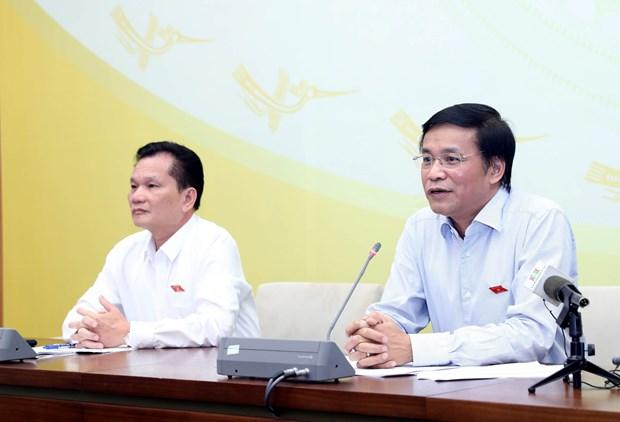 越南第十四届国会第七次会议:采取更强有力的法律制裁措施 提升酒驾整治工作质效 hinh anh 1