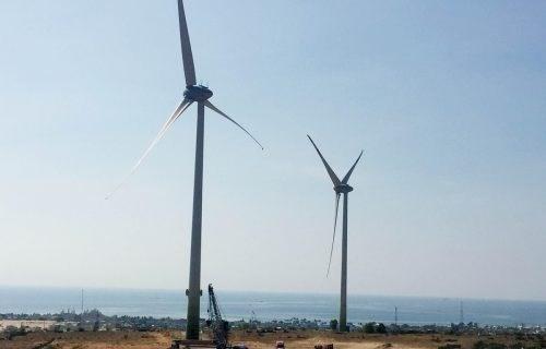 挖掘越南风电发展潜力 hinh anh 1
