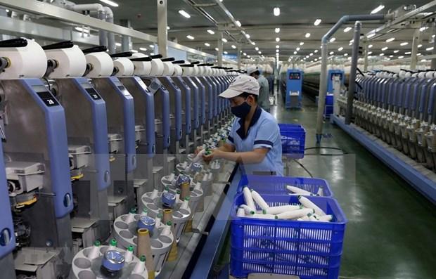 惠誉对越南经济的发展展望给予积极评价 hinh anh 1