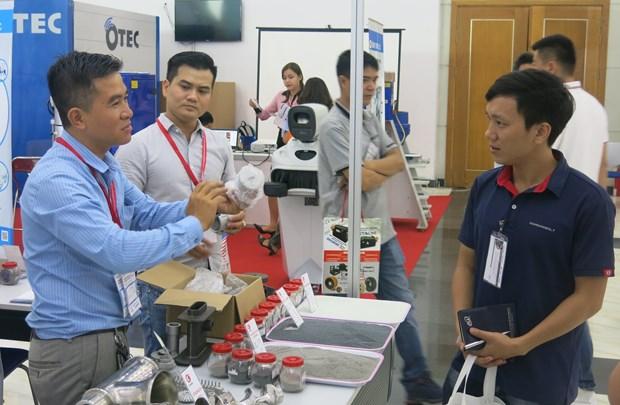2019年越南工业制造展在平阳省举行 hinh anh 2