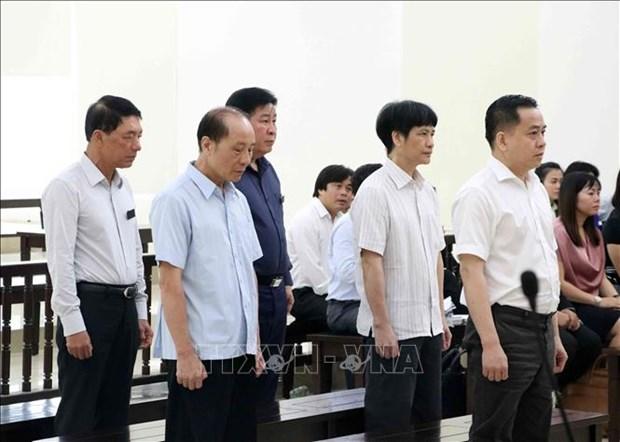潘文英武及四名同案犯案件:检察机关建议法院维持原判 hinh anh 1