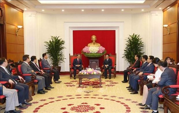 不断加强越南-韩国两国国会合作关系 hinh anh 1