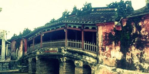 保护会安古城廊桥古老风貌是当务之急 hinh anh 2