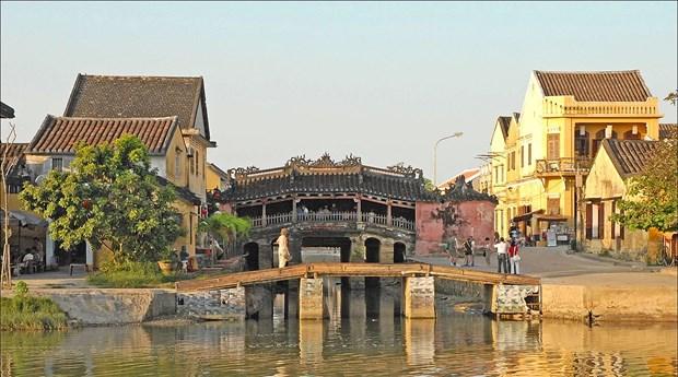 保护会安古城廊桥古老风貌是当务之急 hinh anh 1