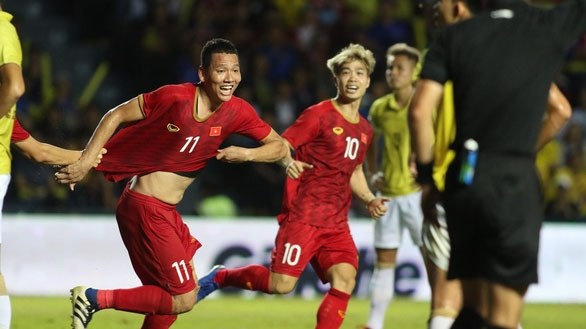 越南队以第二档次种子队资格参加40强赛的分组抽签 hinh anh 1