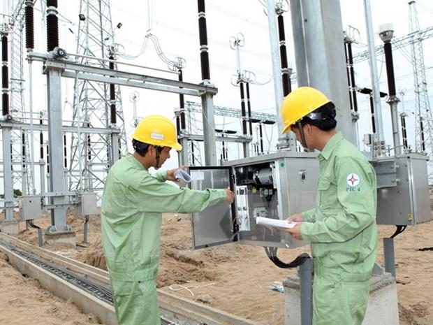 2019年前5月:越南进口中国电力增长16.7% hinh anh 1