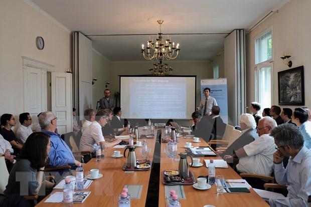 越德两国中小型企业将参加创新计划 hinh anh 1