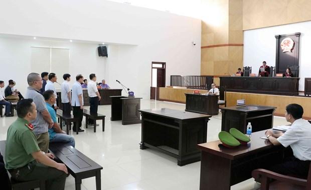 潘文英武及四名同案犯案件:两名被告获得减刑 hinh anh 1