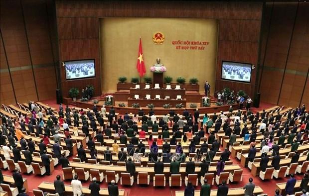 越南第十四届国会第七次会议圆满落幕 hinh anh 1