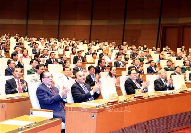 越南第十四届国会第七次会议圆满落幕 hinh anh 3