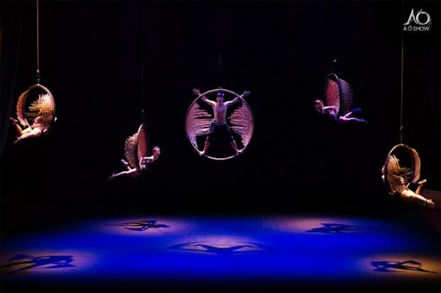 越南杂技剧首次在澳大利亚悉尼歌剧院亮相 hinh anh 2