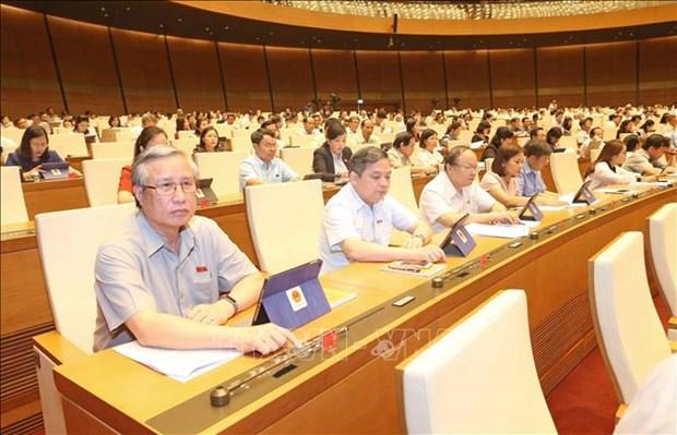 越南第十四届国会第七次会议公报(第十九号) hinh anh 1