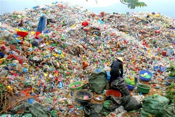"""面向""""无塑料废弃物社区""""的目标 hinh anh 1"""