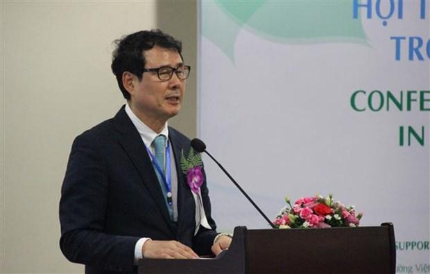 韩国专家就越南垃圾处理技术建言献策 hinh anh 3