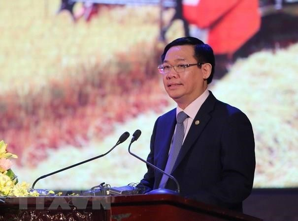 越南政府副总理王廷惠即将出访缅甸和韩国 hinh anh 1