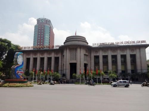 越南国家银行:广义货币较2018年底增长5.17% hinh anh 1