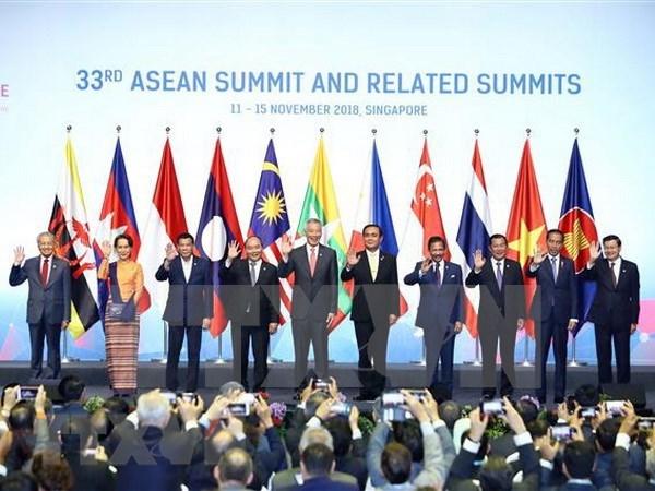 泰国为第34届东盟峰会做好准备 hinh anh 1