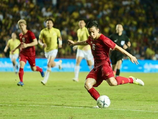 FIFA最新排名:越南跃升世界第96位 hinh anh 2