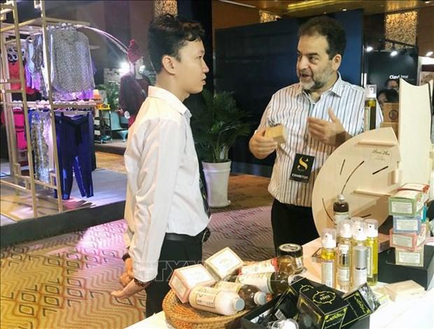 第三届2019年欧洲生活艺术展在胡志明市开幕 hinh anh 1
