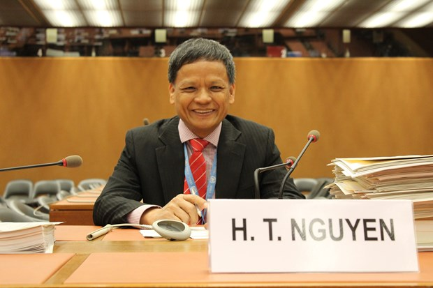 联合国国际法委员会高度评价越南的成功实践 hinh anh 1