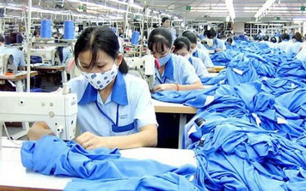 越南从中国的布料进口额猛增 hinh anh 2