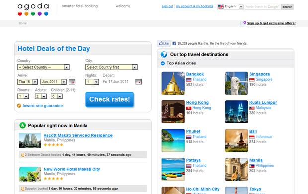 Agoda公布越南游客最青睐十大旅游目的地 hinh anh 3