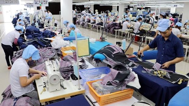美国是越南第三大贸易伙伴 hinh anh 1