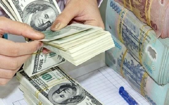 6月17日越盾兑美元中心汇率上涨10越盾 hinh anh 1