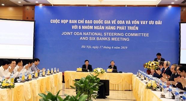 越南着力推进官方发展援助的到位进度 hinh anh 1