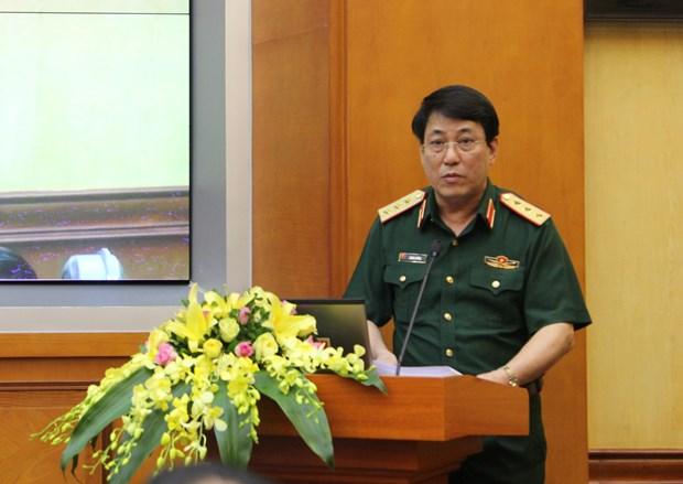 越南人民军总政治局主任梁强大将对俄罗斯和白俄罗斯进行正式访问 hinh anh 1