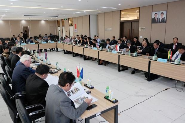 东盟糖业联盟第四次会议在胡志明市举行 hinh anh 1