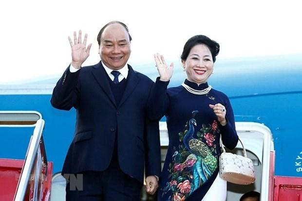 越南政府总理阮春福将出席第34届东盟峰会 hinh anh 1