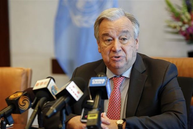 联合国秘书长强化大海和大洋可持续发展的意义 hinh anh 1